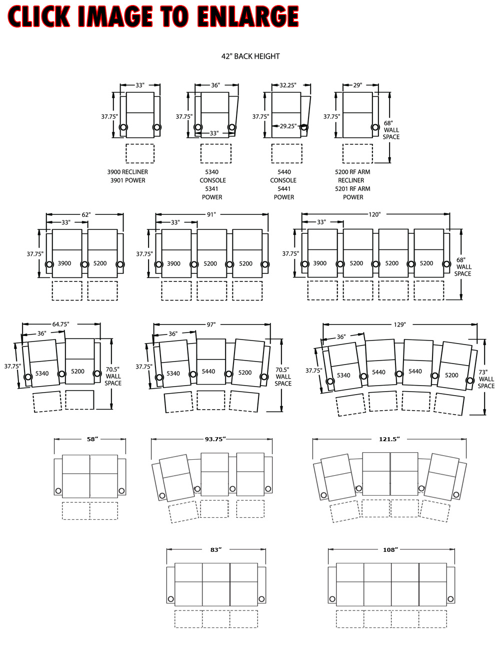 Home Movie Theatre Seats Theater Seating