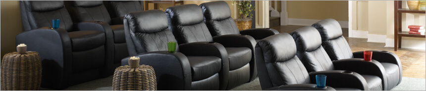 Seatcraft Rialto Home Theater Stage Saeting