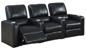 Seatcraft Barcelona Backrow Home Theater Seating