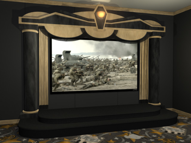 Home Theater Decor