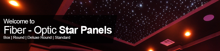 soundright home theater star panels - Home Theater Decor