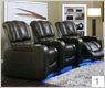 Palliser Channel 41401-46401 Home Theater Seats