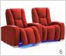 Palliser Media 41402-46402 Theater Seating