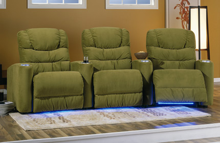 Palliser Current 41452 Home Theater Seating