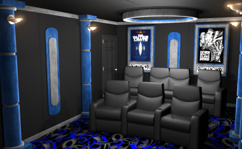 Home Theater Decor Packages 28 Images