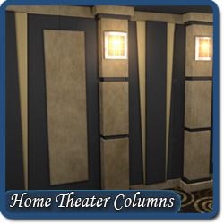 Home Theater Decorating Custom Home Theater Accents