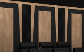 Home Theater Decor Movie Theater Accents 4seating