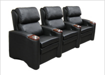 Seatcraft Godfather 2 Home Theater Seating
