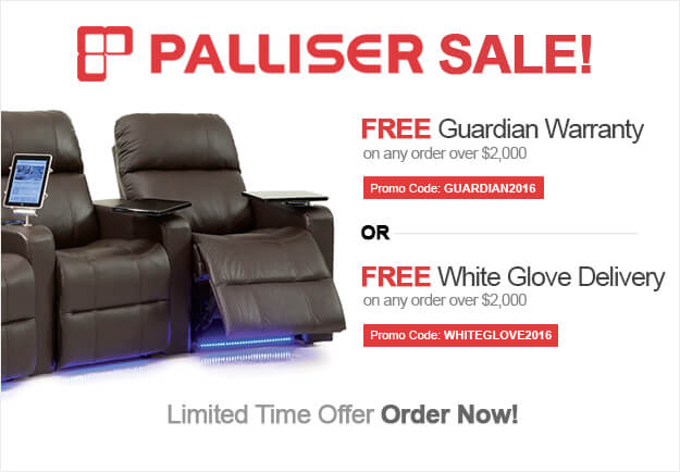 Palliser Home Theater Seating Sale