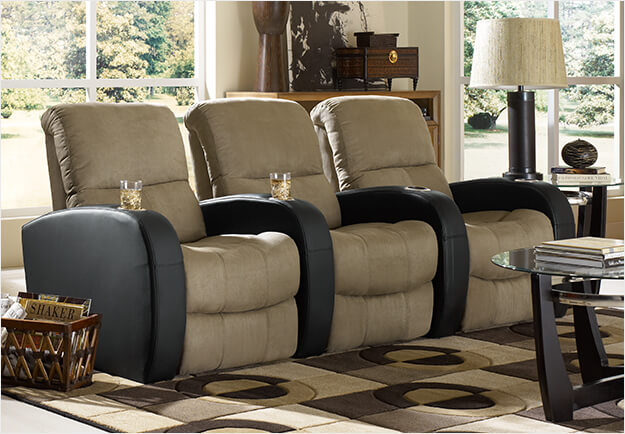 seatcraft catalina theater recliner - Home Theater Furniture Houston