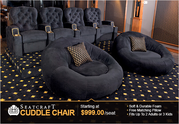 Seatcraft Cuddle Chair