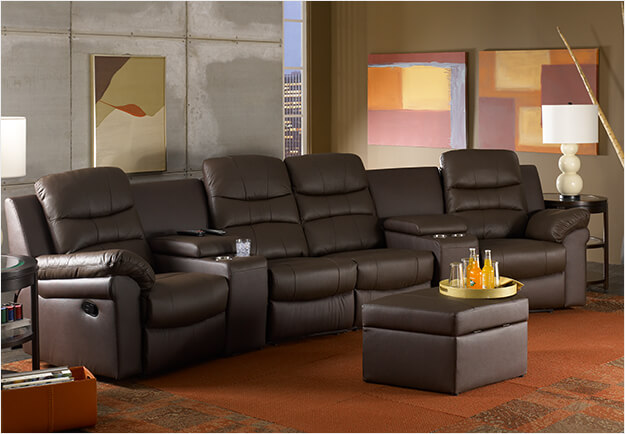 Home Theater Seating Furniture Movie