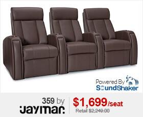 Jaymar 359 Theater Seating
