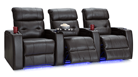 Palliser Mirage Home Theater Seating