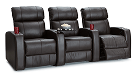 Palliser Westley Home Theater Seats