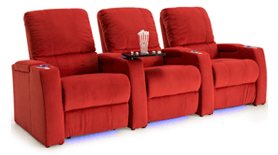 Seatcraft Aspen Media Room Chairs
