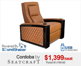 Seatcraft Cordoba Theater Seating