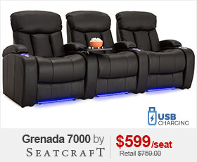 Seatcraft Grenada Grade 7000 Leather