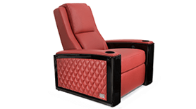 Seatcraft Milano Theater Seats