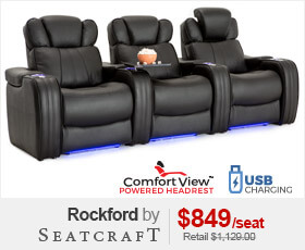 Seatcraft Rockford Theater Seating