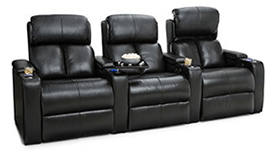 Seatcraft Samson Oversized Theater Seating