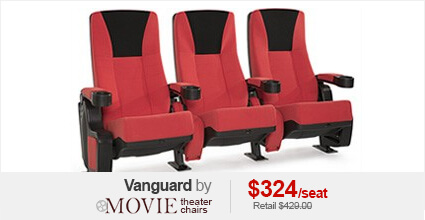 Seatcraft Vanguard Movie Theater Chairs