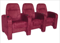 Seatcraft Mainframe Home Theater Chairs