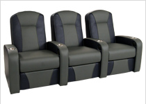 Monte Carlo Home Theater Chairs