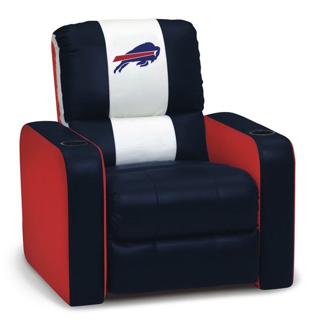 first impressions theme home theatre miami | 4seating.com - Home Theater NFL Themed Dreamseats