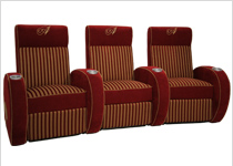 Seatcraft Pharaoh Home Theater Furniture