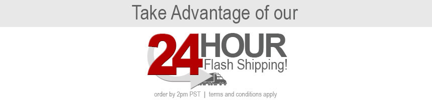Take Advantage of our 24 Hour Flash Shipping on Designated Home Theater Seating