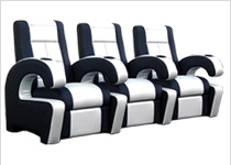 Seatcraft Enterprise Theater Seats