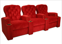 Seatcraft Monarch Home Theater Seating