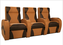 Nemesis Home Theater Seating