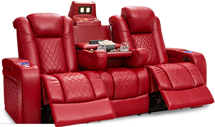 Increase The Range Of Relaxation Options At Your Fingertips With Our Premium Line Home Theater Sofas And Sectionals These Seats Can Be Customized To