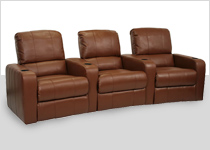 Berkline Home Theater Seating