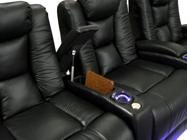 Lane 160 All Star Home Theater Seating