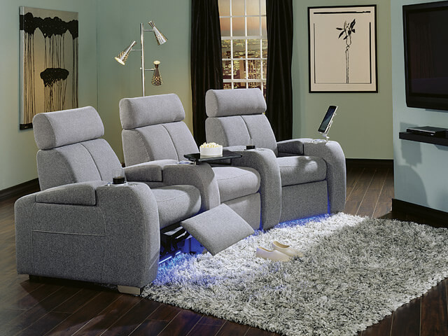 Palliser Lemans 40828-45828 Home Theater Seats