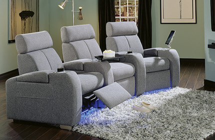 Palliser Lemans 40828 Home Theater Seats