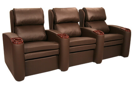 Seatcraft Belmont 7 Materials, 95+ Colors, Power or Manual Recline, Straight or Curved Rows