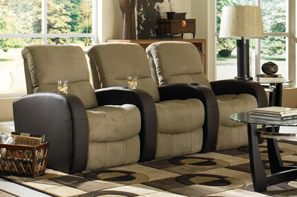 Seatcraft Catalina Home Theater Seating