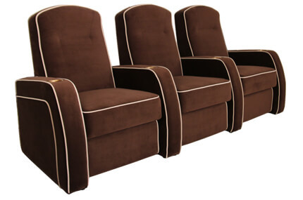 Seatcraft Century Home Theater Seats
