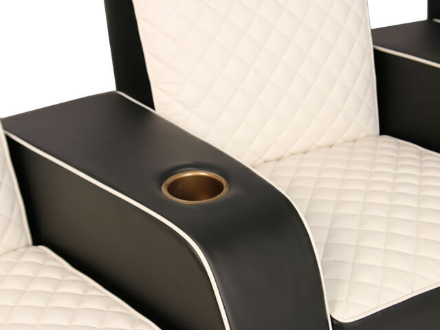 Seatcraft Continental Media Room Chairs