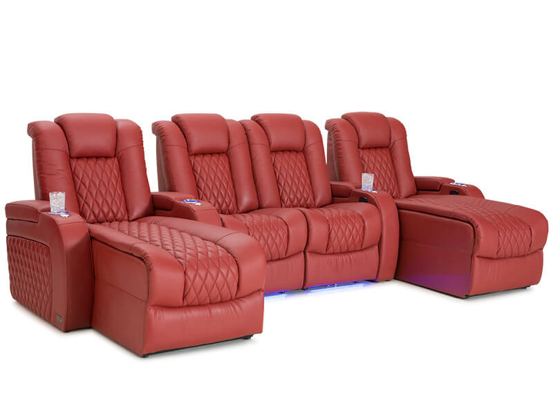 Seatcraft diamante chaise theater seating 4seating for Chaise diamante
