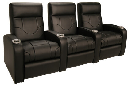 Seatcraft Majestic Empire Home Theater Seating