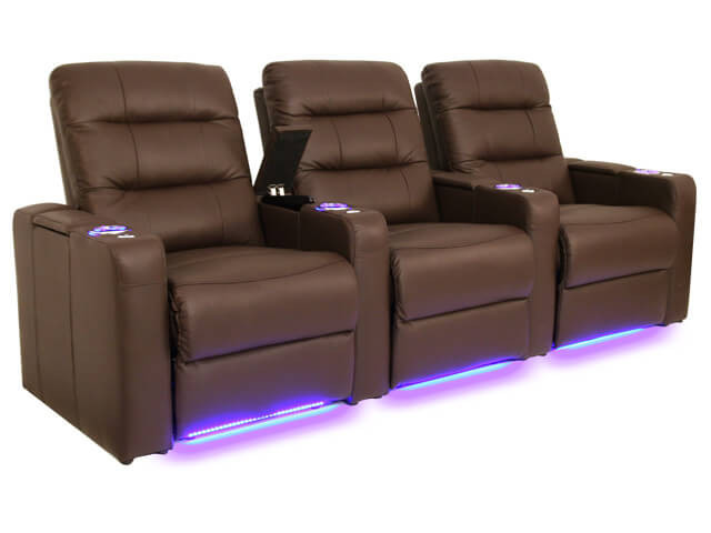 Seatcraft Excalibur LX Home Theater Seats