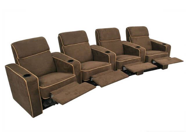 Seatcraft Lorenzo Home Theater Seating