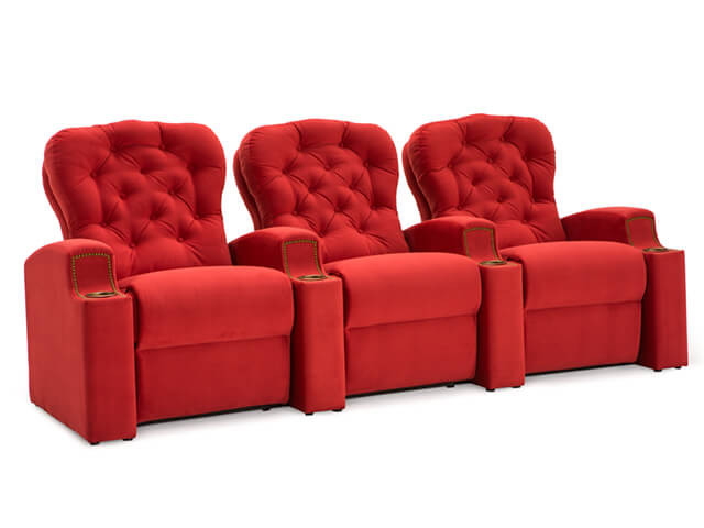 Seatcraft Monarch Home Theater Chairs