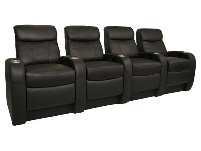 Seatcraft Rialto Back Row Seating