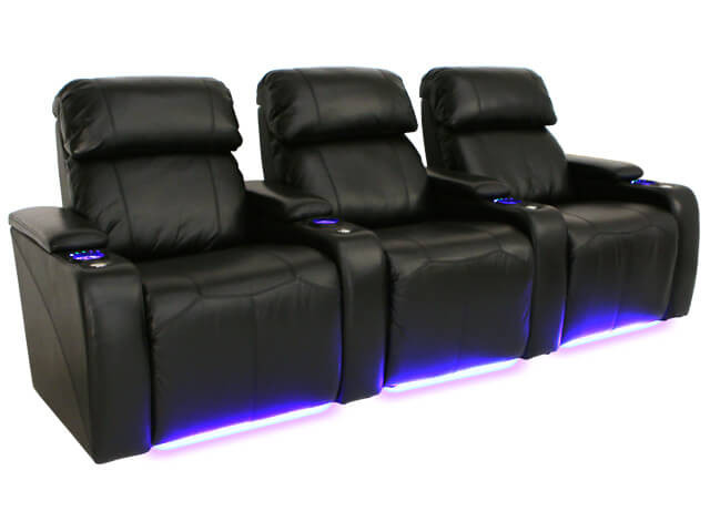 Seatcraft Richmond Home Theater Seating